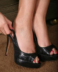 Darcy Tyler | interracial footjobs