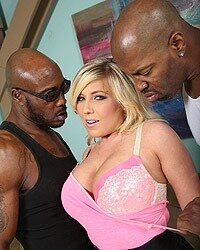 Heidi Hollywood | interracial hardcore