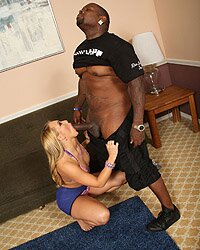 AJ Applegate | interracial hardcore