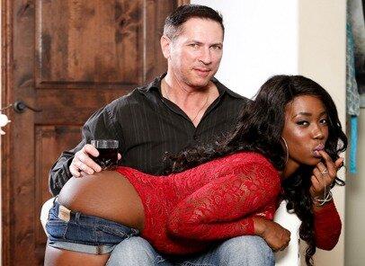 My New White Stepdaddy #16 – John Strong & Skyler Nicole